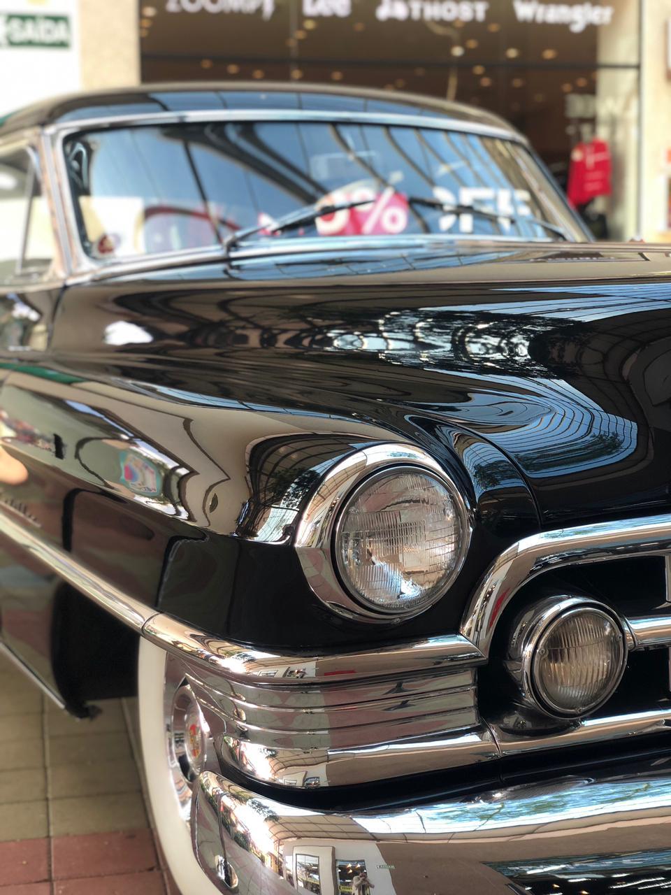 """""""Carros Antigos"""": Mostra de veículos raros e antigos reúne clássicos no Porto Belo Outlet Premium"""