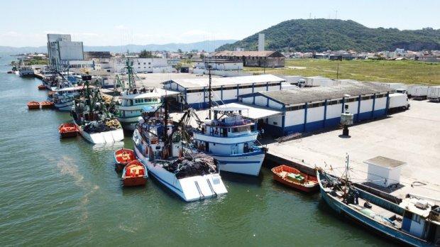 Economia Portuária: Após mudança na gestão, Porto de Laguna aumenta operação e dobra faturamento