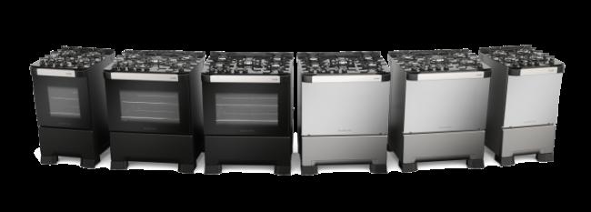 Empresa Catarinense: Mueller lança 11 novos fogões da linha Decorato