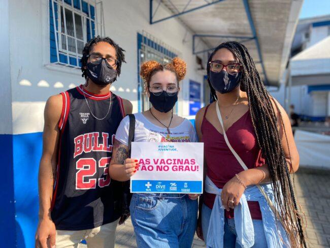 Balneário Camboriú:  Prefeitura usa bom-humor nas campanhas de vacinação contra Covid-19