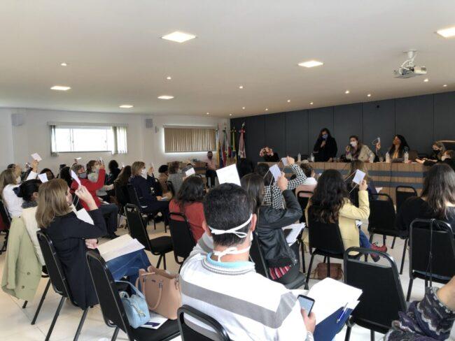 Conferência Municipal de Assistência Social define propostas e delegados para etapa Estadual