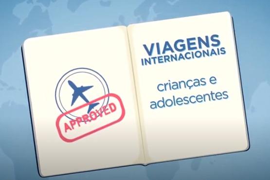 """""""Flexibilização das Autorizações de Viagens"""": Tecnologia facilita autorização de viagens aéreas para crianças e adolescentes"""