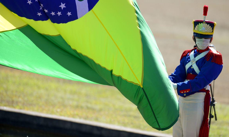 """""""7 de Setembro"""": Dia da Independência terá cerimônia no Palácio da Alvorada em Brasília"""