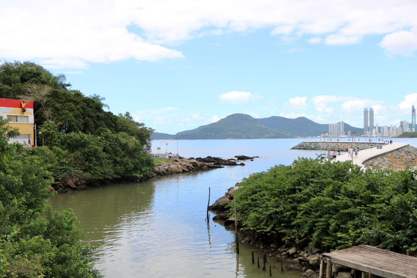 """""""Balneário Camboriú é a Nossa Praia"""": Estudo necessário para revitalização do Rio Marambaia é concluído"""