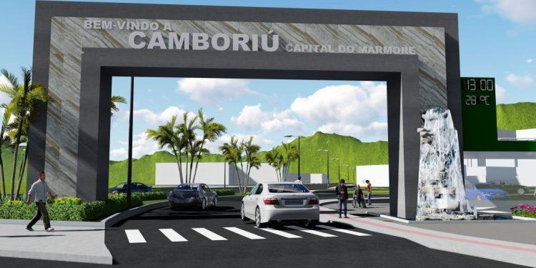"""""""Planejamento Urbano"""": Novo pórtico de entrada de Camboriú foi escolhido após votação"""