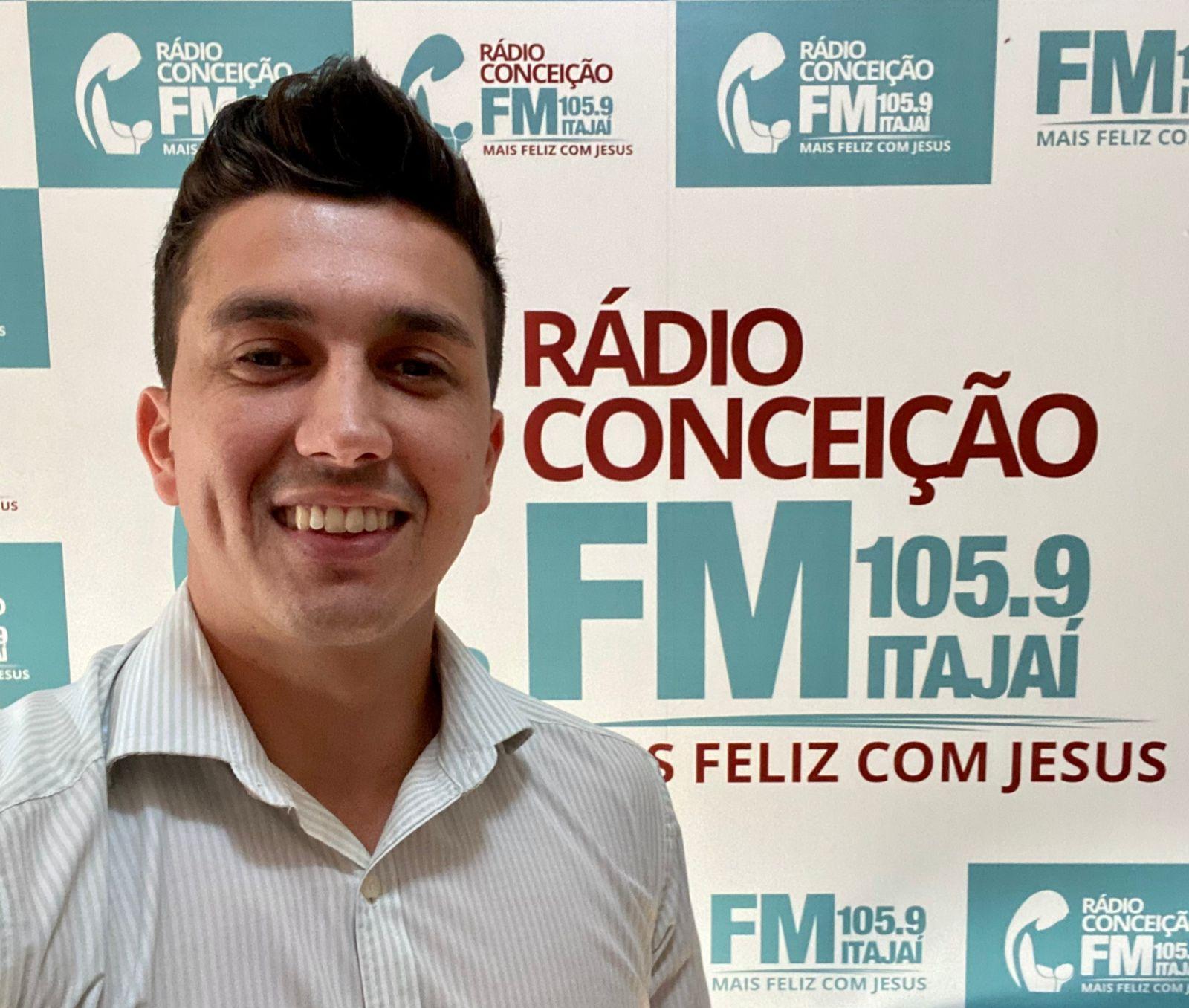 """""""Bom dia Comunidade"""": Rádio Comunitária Conceição FM estreia nova programação em outubro"""