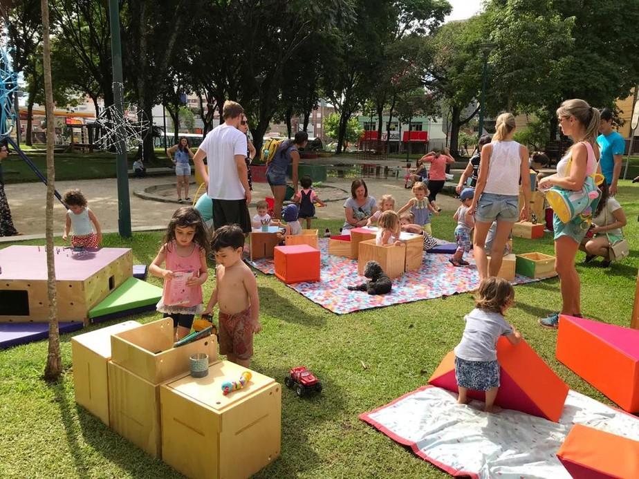 """""""Diversão na Praça"""": Prefeitura de Penha promove nesta terça-feira"""