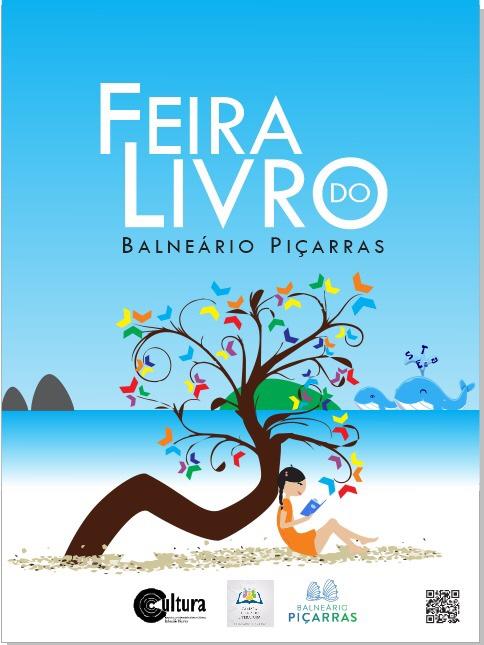 Fundação Municipal de Cultura de Balneário Piçarras promove 6ª Feira do Livro