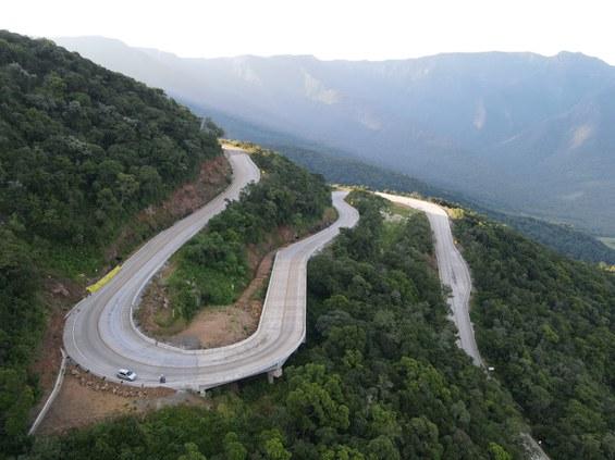 """""""Boas Estradas Mudam Vidas"""": Liberado recursos de SC para BR-470 e Serra da Rocinha"""
