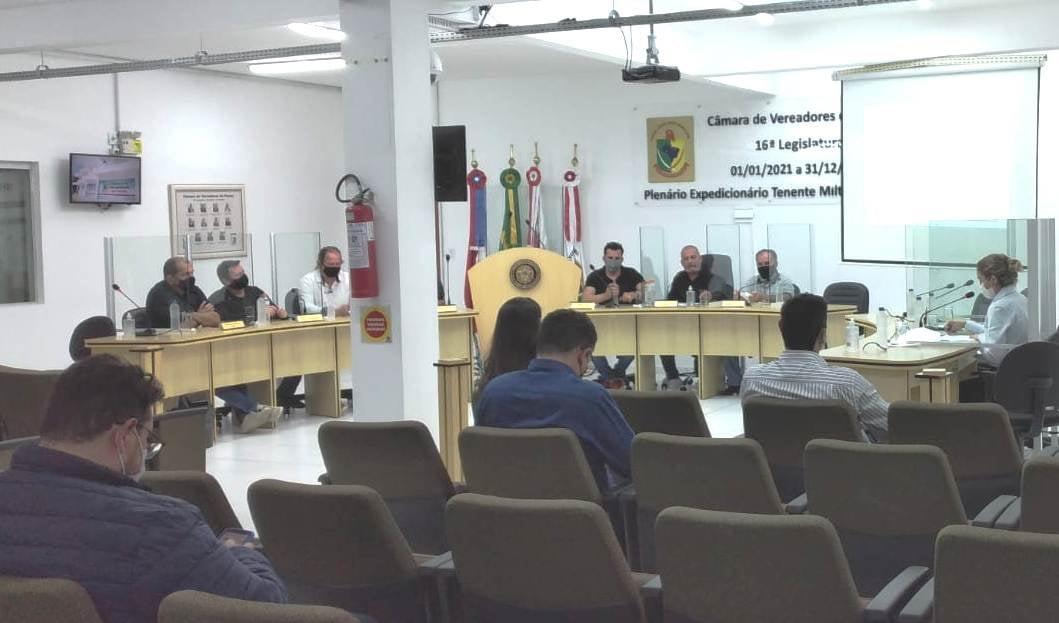 Legislativo Penhense realiza audiência pública para avaliar cumprimento das metas fiscais