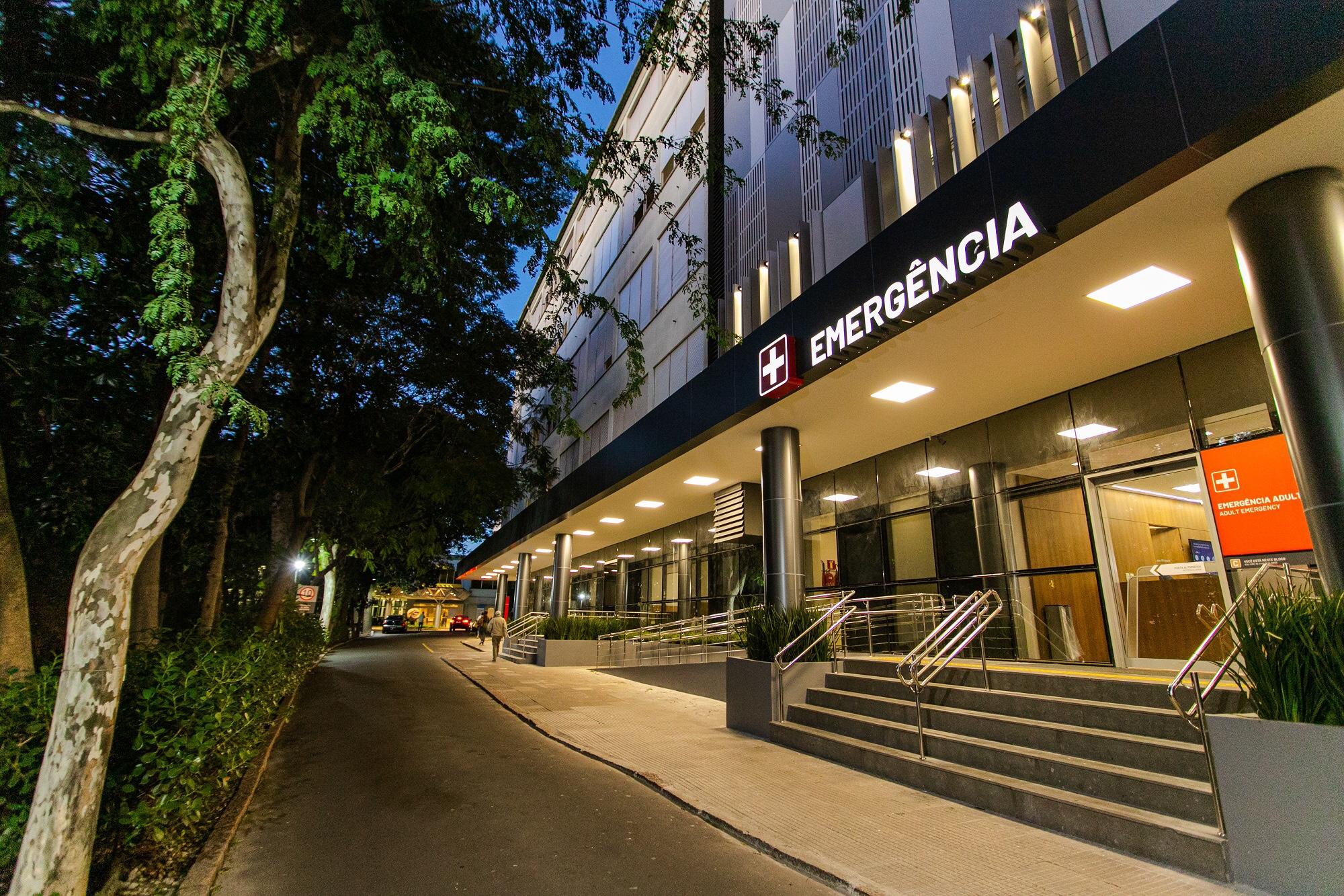 Hospital Moinhos de Vento recebe certificação inédita na América Latina como centro avançado de atendimento de AVC