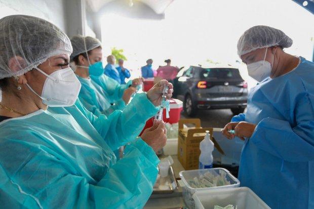 Vacinação em SC: balanço parcial do mutirão indica 249 mil doses aplicadas
